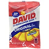 David Seed Sunflower Original Seeds, 36 Count, 0.9 Ounces