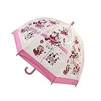 Checkpoint Bugzz Childrens Childrens Clear PVC Umbrella Princess - BUPRIN