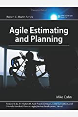 Agile Estimating and Planning Paperback
