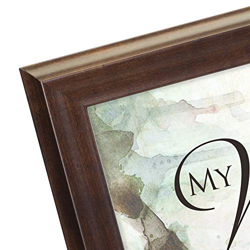 Elanze Designs Mr Forever and Always 10 x 8 Wood Print Overlay Wall Art Sign Plaque Mrs