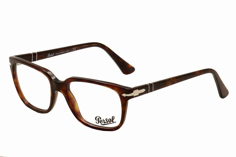 1fdf198b1a3 Persol Eyeglasses 3094V 3094 V 9015 Havana Full Rim Optical Frame 53mm   Amazon.ca  Sports   Outdoors