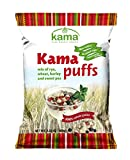 Whole Grain Kama Puffs Breakfast Cereal | No Added Sugars No Preservatives Non GMO | Good Source of Fiber & Folic Acid | Healthy Nordic Breakfast Cereal | 3.53OZ, 100 grams Review