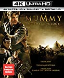 The Mummy Ultimate Trilogy (The Mummy (1999) / The Mummy Returns / The Mummy