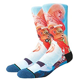 Stance Mens Street Fighter Ii Socks Multi M