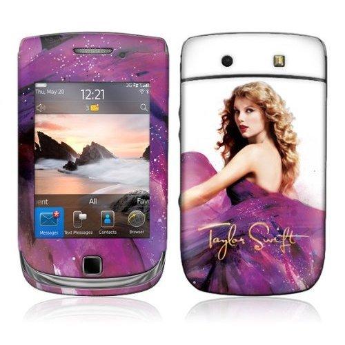 MusicSkins, MS-TS20199, Taylor Swift - Speak Now, BlackBerry Torch (9800), Skin