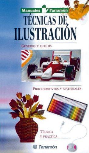 Descargar Libro Técnicas De Ilustración Equipo Parramon