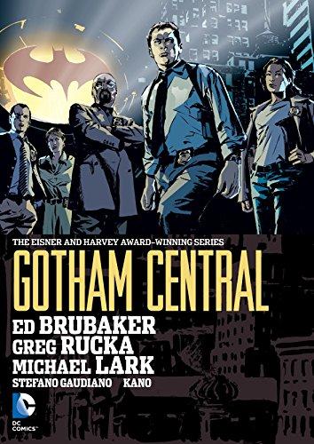 gotham central book - 4