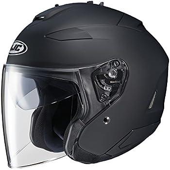 Amazon.com: HJC CL-JET casco de motocicleta de cara abierta ...