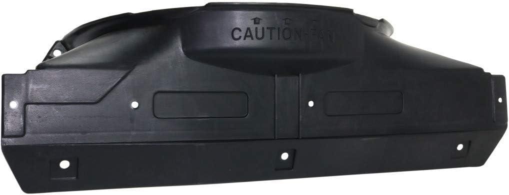 For Chevy Blazer Radiator Fan Shroud 1995-2005 Upper 15133506 V6 GM3110125