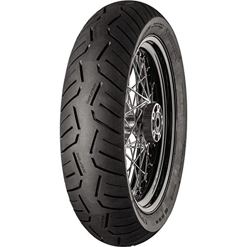 Continental 02445030000 Conti Road Attack 3 Rear Tire - 180/55ZR17, Position: Rear, Rim Size: 17, Tire Application: Sport, Tire Size: 180/55-17, Tire Type: Street, Tire Construction: Radial