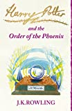 Front cover for the book Harry Potter and the Order of the Phoenix by J. K. Rowling