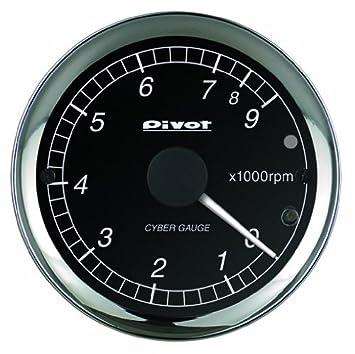 amazon pivot ピボット メーター cyber gauge タコメーター obd