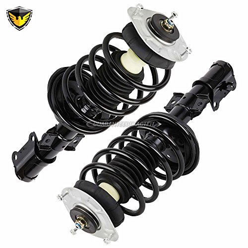 - Pair Duralo Front Strut Spring Assembly For Volvo S80 S60 & V70 - Duralo 1192-1084 New