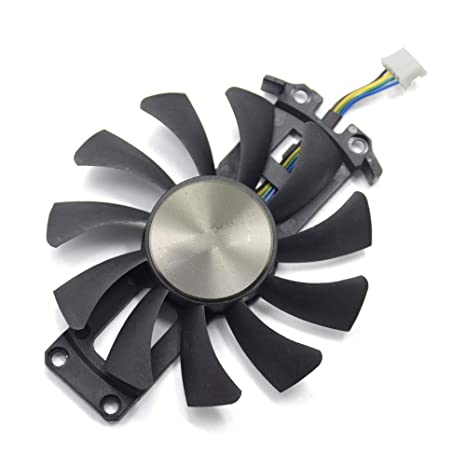 Amazon com: inRobert 75mm GA81S2U Cooler Fan Replacement for ZOTAC