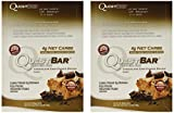 Quest Nutrition Quest Bar Chocolate Chip Cookie Dough, 12 count  (Pack of 2)