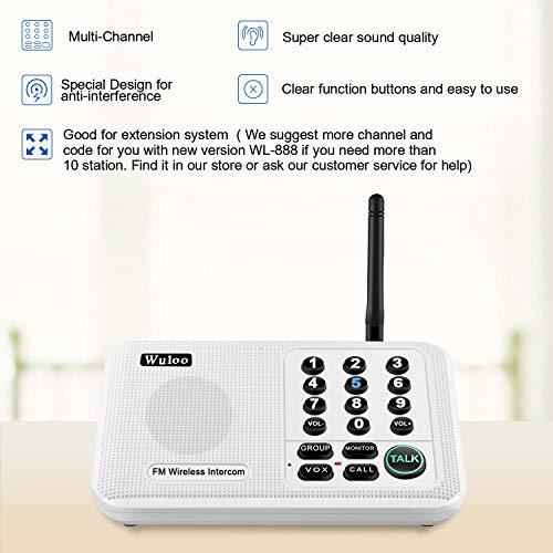 Buy intercom system for home