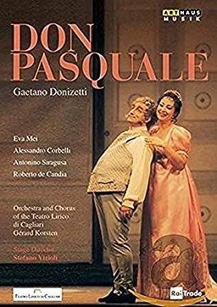 Don Pasquale Amazonit Donizetti Gaetano Film E Tv