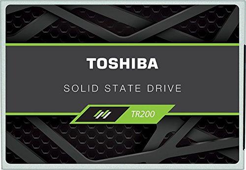 Toshiba Memory America Toshiba OCZ TR200 Series 2.5'' SATA III 480GB Internal Solid State Drive (THN-TR20Z4800U8(CS) 2.5'' THN-TR20Z4800U8(CS by Toshiba Memory America (Image #1)
