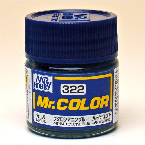 Mr.カラー C322 フタロシアニンブルー