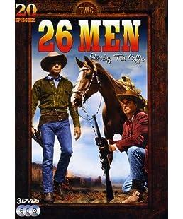 26 MEN - 20 Episodes Starring Tris Coffin