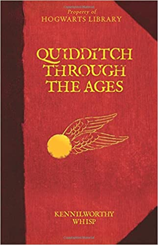 JK Rowling Books List : Quidditch Through the Ages