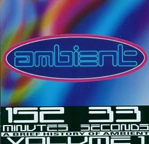 Ambient 1: 152 Minutes 33 Seconds