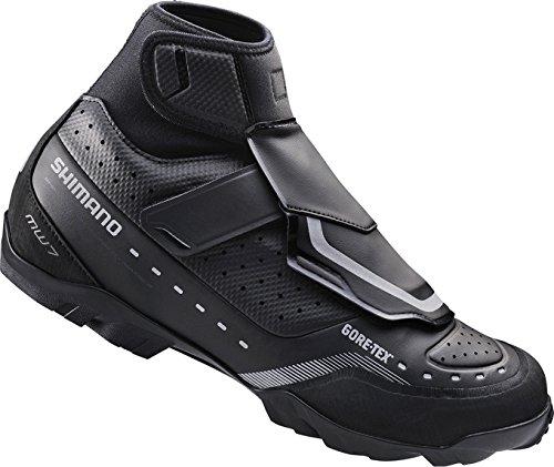 耐えられない無知心配するシマノ ビンディングシューズ SH-MW700L ブラック 38(23.8cm)?48(30.5cm) メンズ SPD 靴