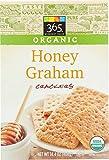 365 Everyday Value, Organic Honey Graham Crackers, 14.4 oz