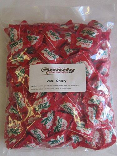 Zotz Cherry Flavored 1lb 85 Pieces -