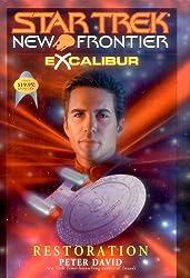 Star Trek: New Frontier: Excalibur #3: Restoration: Excalibur #3