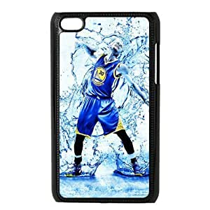 Custom Stephen Curry Basketball Series Case for ipod Touch 4 JNIPOD4-1278