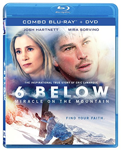6 Below: Miracle On The Mountain (With DVD, Widescreen, Dolby, AC-3, Subtitled)