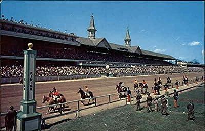 Churchill Downs Louisville, Kentucky Original Vintage Postcard