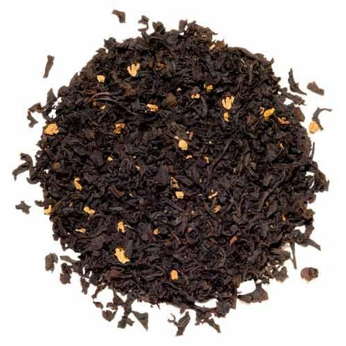 Double Bergamot Earl Grey Black Teas Infused with Double Oil of Bergamont Fair Trade Certified - 1 Pound