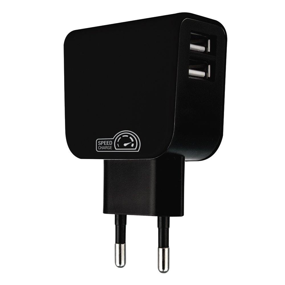 AREA TC3A2UK - Cargador (Interior, Corriente alterna, 5 V ...