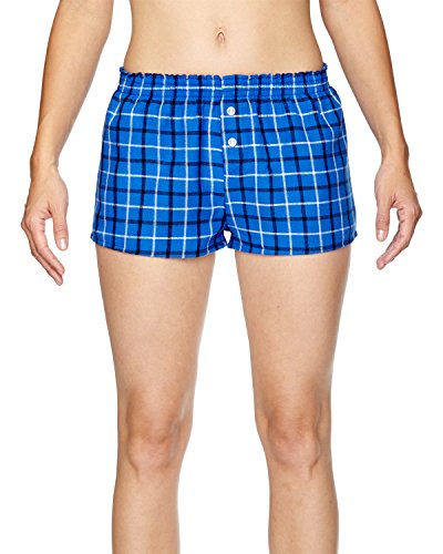Robinson Apparel Custom Screen Printed 100 Pack 5662 Shorts - Royal/Black by Robinson Apparel