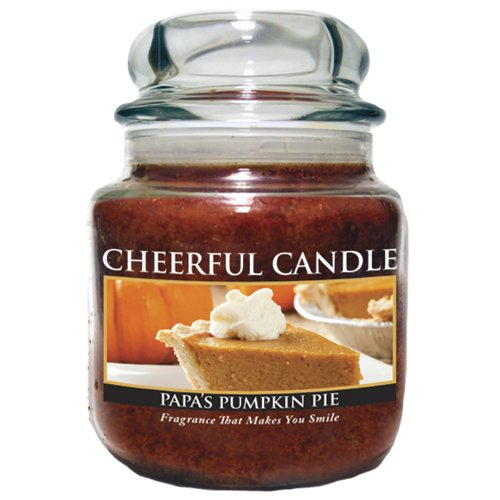 Cheerful Giver Pumpkin Candle 16 Ounce