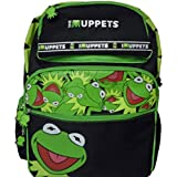 The Muppets Kermit the Frog Oversized Backpack, 18""