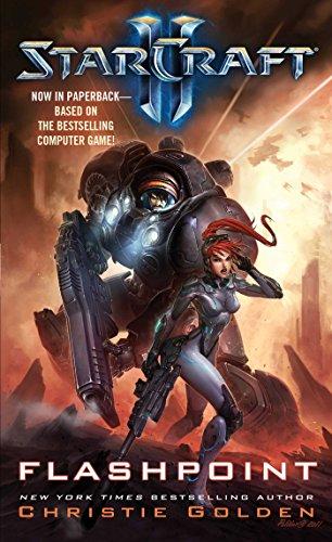 Starcraft II Flashpoint Christie Golden ebook