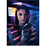 Riverdale Camila Mendes as Veronica Lodge Peeking Through Blinds 8 x 10 Inch Photo