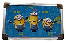 Minions Locking Pencil Box
