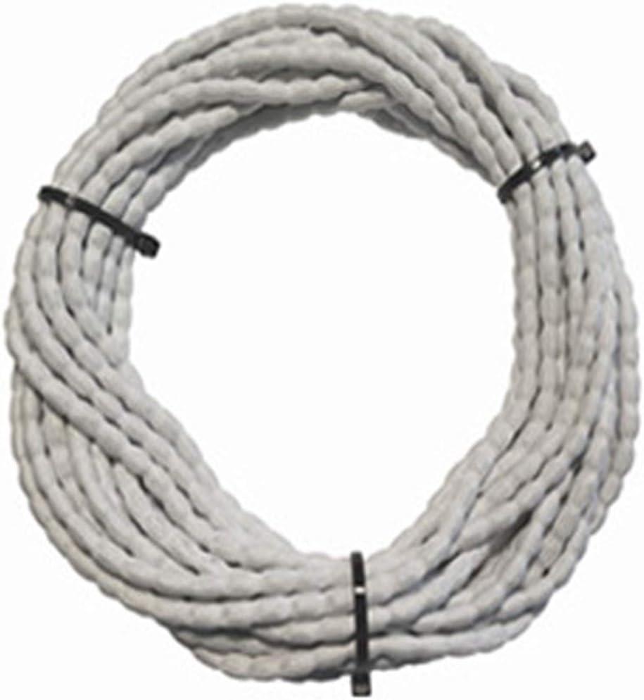 Cinta de plomo (6 m - 100 g/m), color blanco