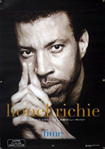 Lionel Richie ライオネルリッチー B2ポスター 1Z07014 B07SG1GDNC