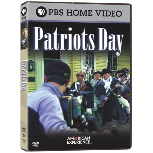 DVD : American Experience: Patriots Day (DVD)