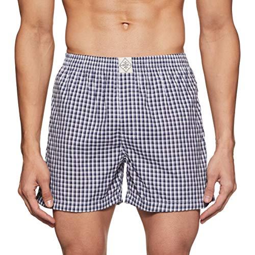 ABOF Men's Regular Fit Cotton Shorts