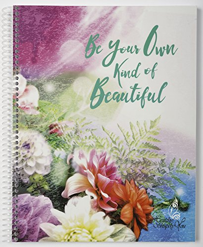 Healthy Shapely You Planner, July 2018 - June 2019, Daily, Weekly, Monthly Appointment Calendar, Diet & Exercise Journal, All-in-One, 8.5 x 11, Spiral, 12 Months. by Healthy Shapely You
