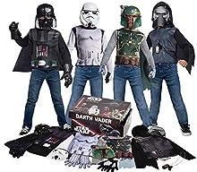 Imagine by Rubie's Star Wars Dark Side Dress-Up Trunk Set, One Size