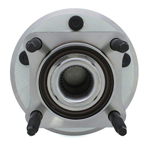 WJB WA512302 - Rear Wheel Hub Bearing Assembly - Cross Reference: Timken HA590141 / Moog 512302 / SKF BR930461