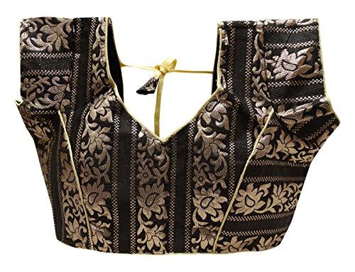 Peegli Indian Readymade Saree Blouse New Stitched Fashion Crop Top Padded Choli