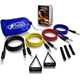 Aylio Basic Resistance Bands Exercise Set, Health Care Stuffs